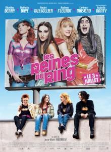 Les-Reines-Du-Ring-Affiche-France