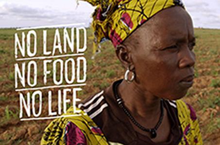Sans terre, c'est la faim (No land, no food, no life)