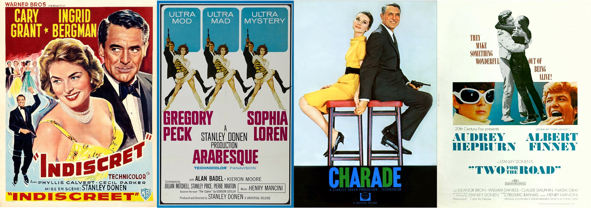 Stanley Donen _ Periode Anglaise
