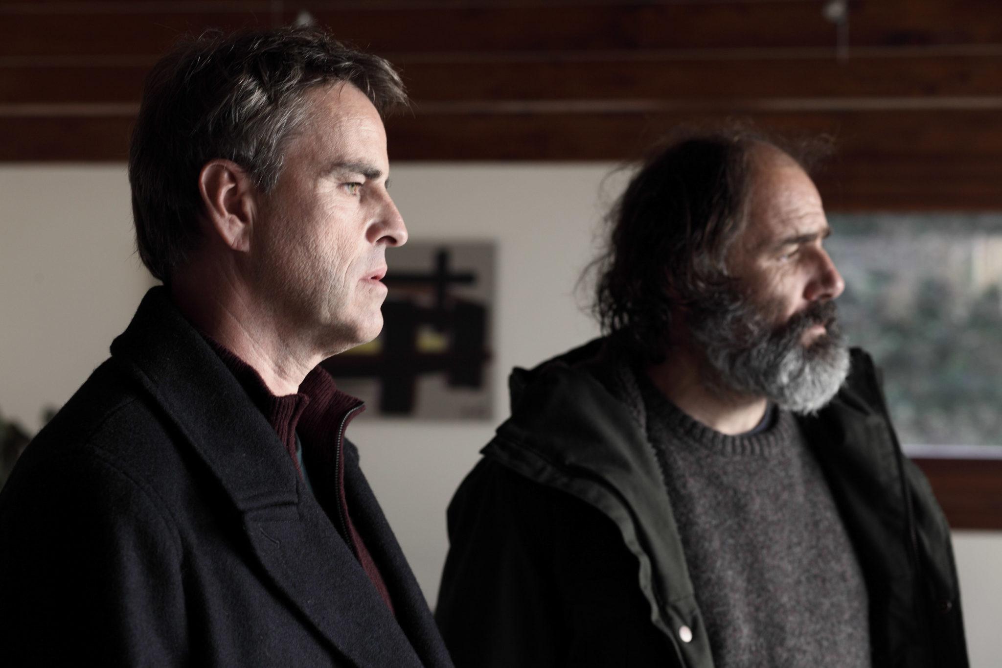 Laurent Lucas (Berg), Frédéric Pierrot (Jérôme)