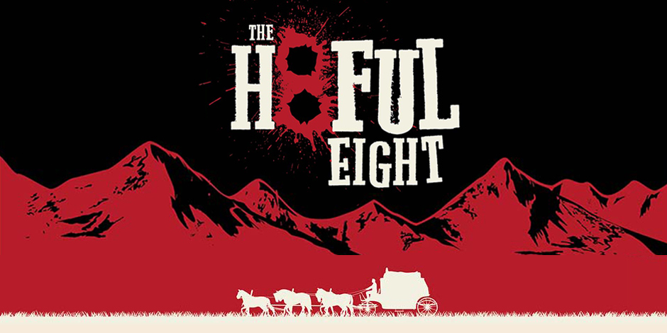 The Hateful Eight_Affiche