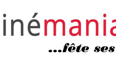 Logo cinémaniak - 5 ans