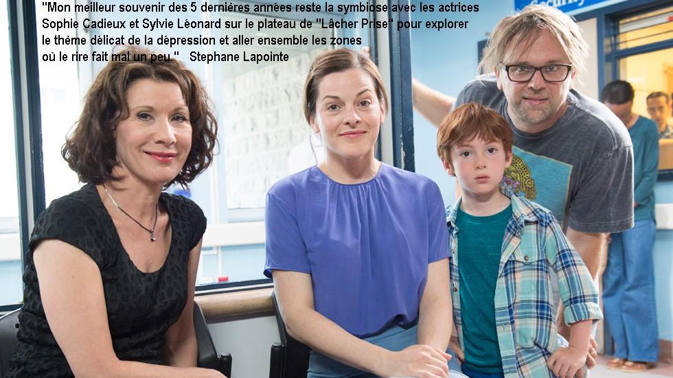 Paroles d'artistes avec Stéphane Lapointe