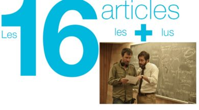 Articles les plus lus - cinemaniak.net