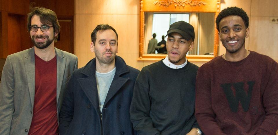 Entrevue avec Darren Curtis, Nabil Rajo et Jahmil French pour le film Boost [vidéo]