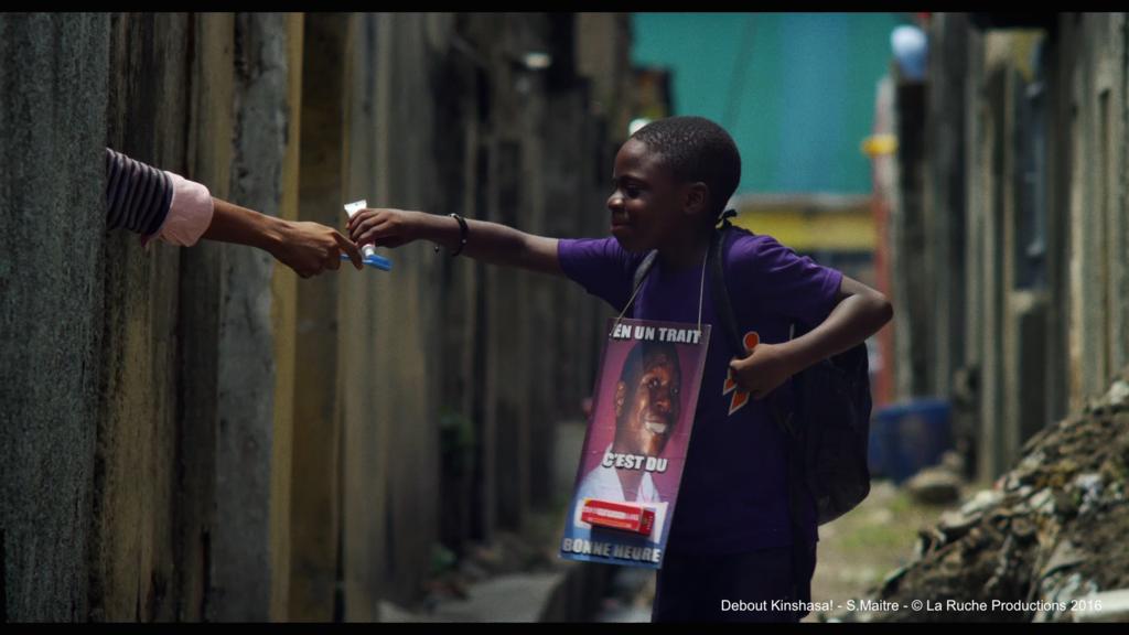 Debout Kinshasa ! [Critique de film] – Festival Vues d'Afrique