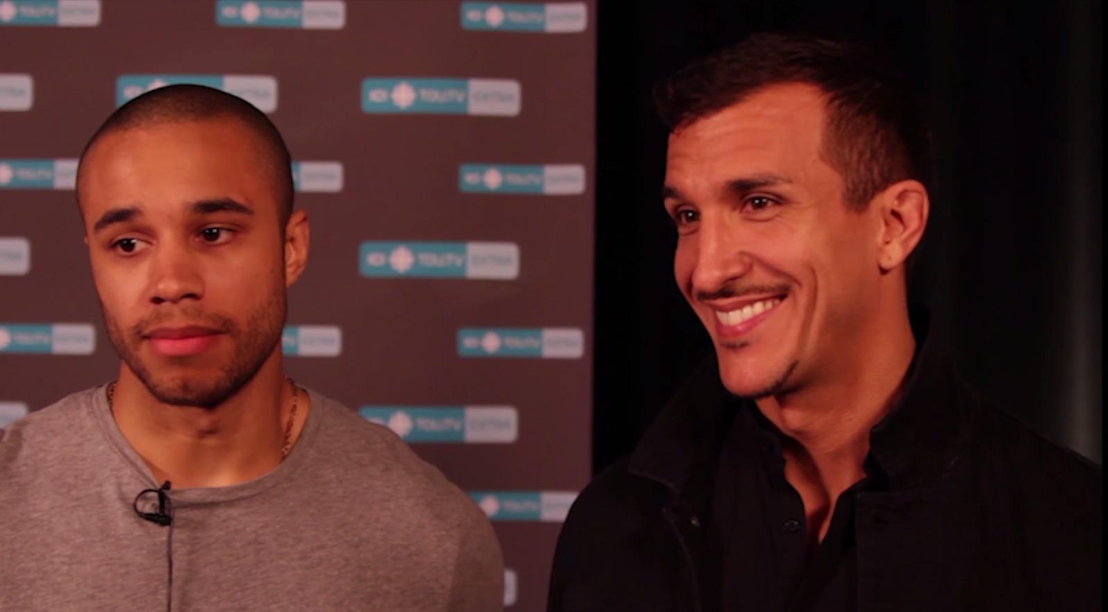 CHEVAL SERPENT : Les danseurs Francisco Randez et Sacha Charles bientôt idoles des téléspectatrices [ vidéo ]