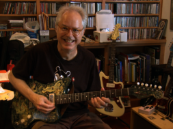 Bill Frisell, a portrait