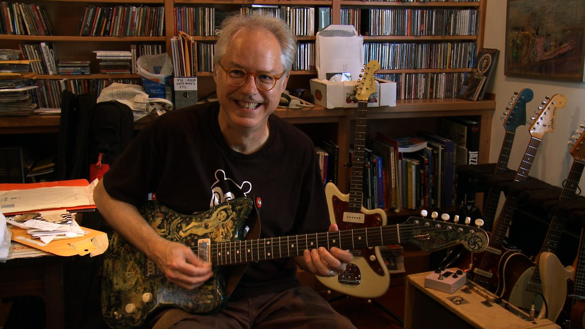 Bill Frisell, A Portrait: le Miles Davis de la guitare