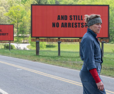 Three Billboards Outside Ebbing, Missouri : Un film qui tombe à point
