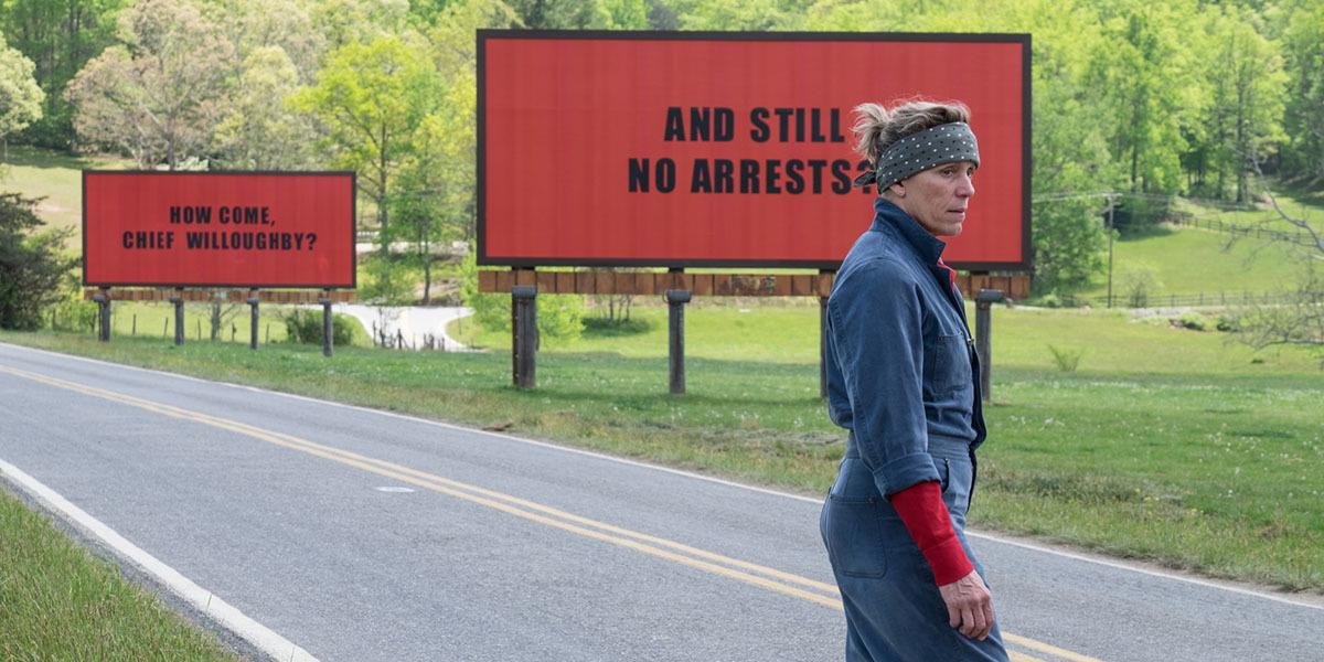 Three Billboards Outside Ebbing, Missouri : Un film qui tombe à point