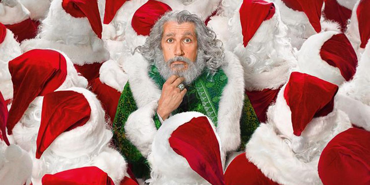 Santa et Cie (Noel et cie)  : Le retour de Chabat en grande forme
