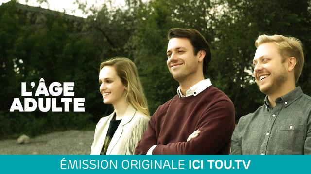Les 5 séries québécoises qu'il ne fallait pas manquer en 2017 : L'Âge adulte