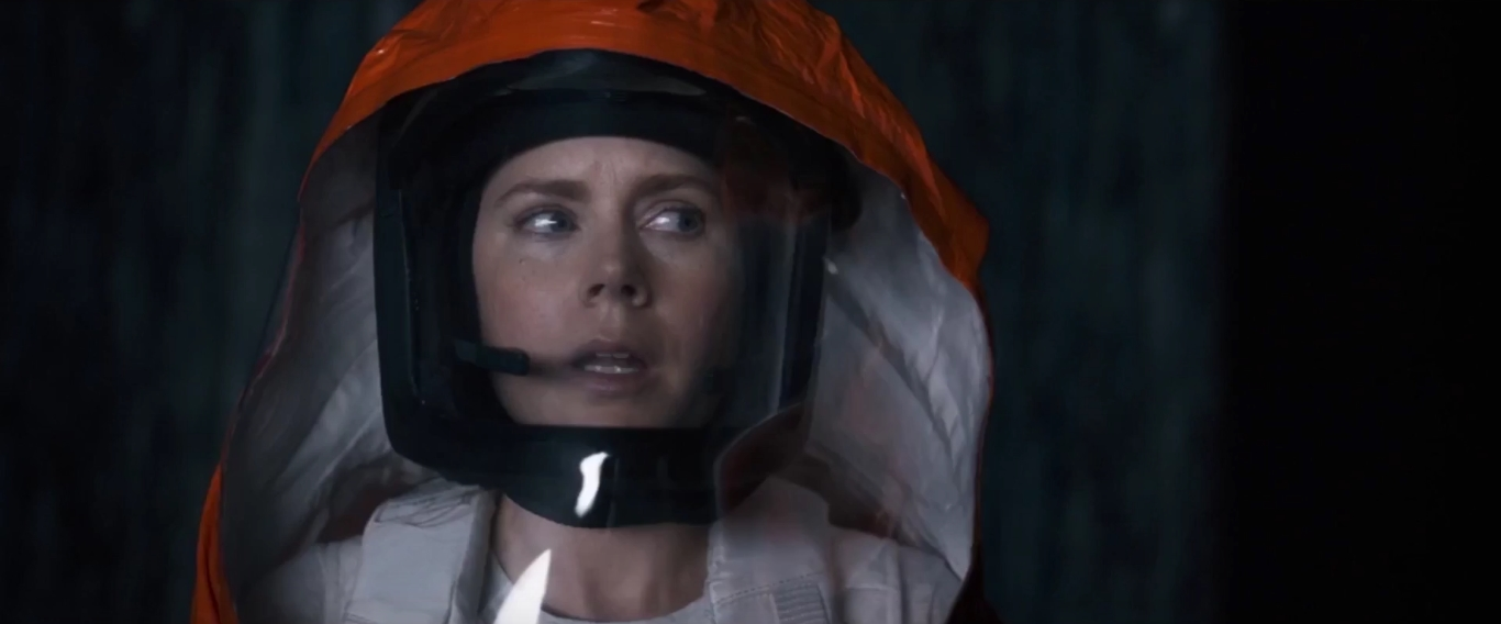 Arrival: Amy Adams en tant que Louise Banks